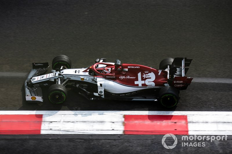 Кими Райкконен, Alfa Romeo Racing C38