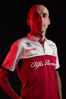 Роберт Кубица, Alfa Romeo Racing