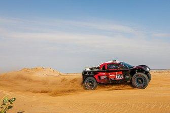 #350 SRT Racing: Jean Remy Bergounhe, Jean Brucy
