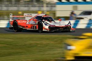 #6 Acura Team Penske Acura DPi, DPi: Juan Pablo Montoya, Dane Cameron, Simon Pagenaud