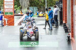 Мариано Беннасар, Bennazar Quad Team, Yamaha Raptor 700 YFM (№272)
