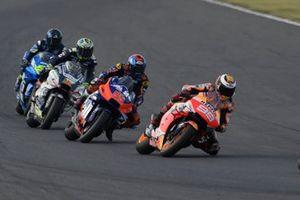 Jorge Lorenzo, Repsol Honda Team, Hafizh Syahrin, Red Bull KTM Tech 3, Karel Abraham, Avintia Racing, Sylvain Guintoli, Team Suzuki MotoGP