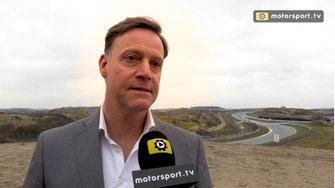Robert van Overdijk, CEO Circuit Zandvoort