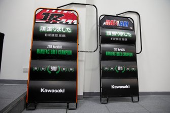 Superbike-Hersteller-Weltmeister 2019: Kawasaki