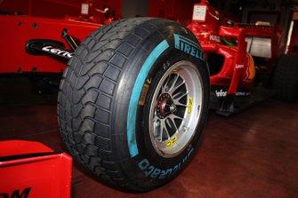 Wet Tyre