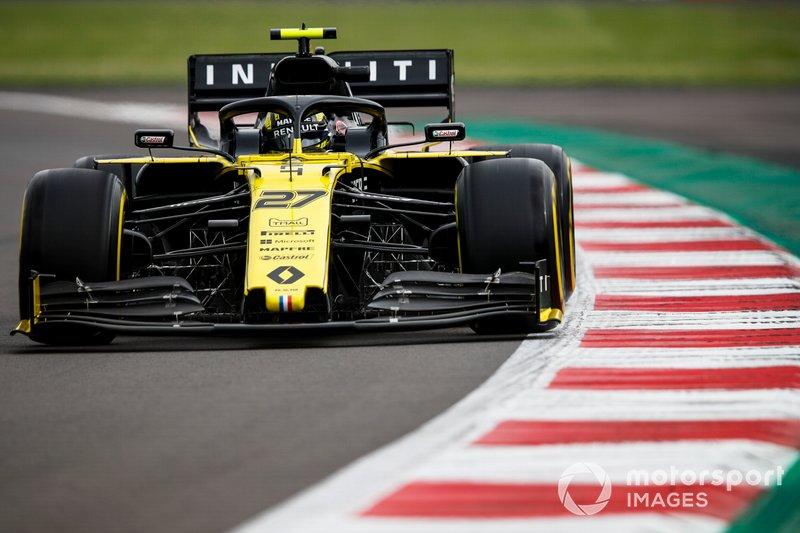 8 - Daniel Ricciardo, Renault F1 Team R.S.19