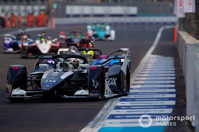 Brendon Hartley, Dragon Racing, Penske EV-4 Alexander Sims, BMW I Andretti Motorsports, BMW iFE.20