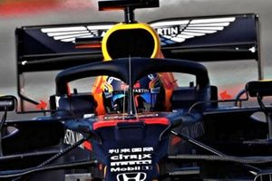 Red Bull Racing RB16 halo ducts