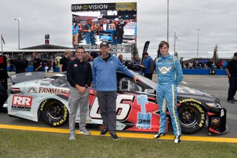 Joey Gase, Motorsports Business Management, Toyota Camry Fan Memories at Richmond Raceway