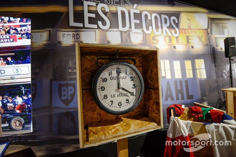 Atmosfera alla mostra Le Mans 66