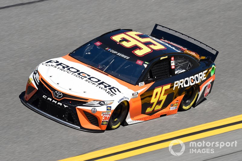 17. Christopher Bell, Leavine Family Racing, Toyota Camry Procore
