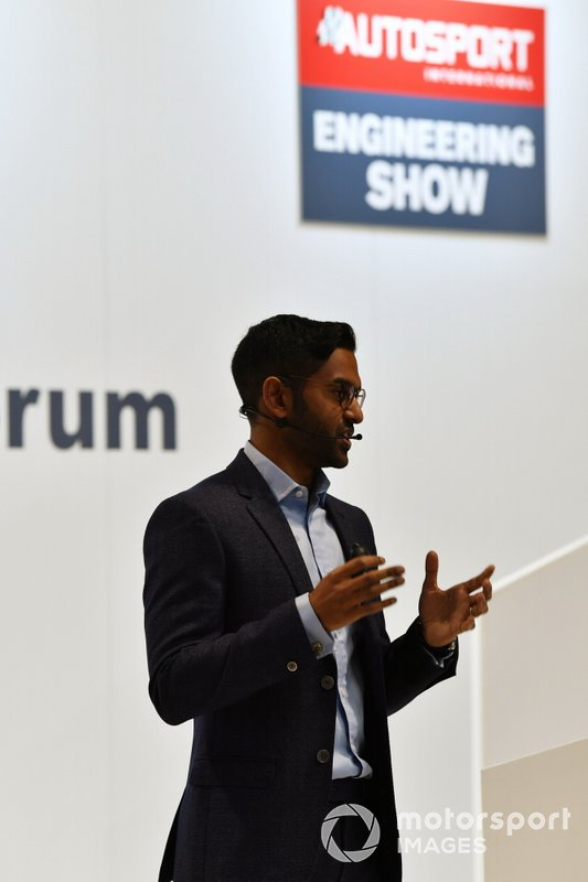 Yath Gangakumaran, Director of Strategy and Business Development, F1