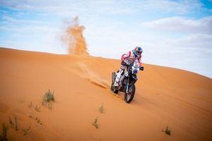 Си-Эс Сантош, Hero MotoSports Team Rally, Hero 450 Rally (№50)