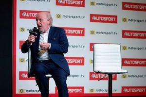 David Richards, chariman of Motorsport UK