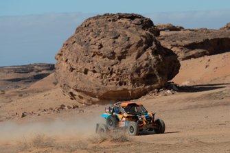 #434 El Blanco Rosso Racing Team Can-Am: Vincent Gonzalez, Stéphane Duple