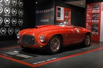 Mostra Le Mans, 166 MM