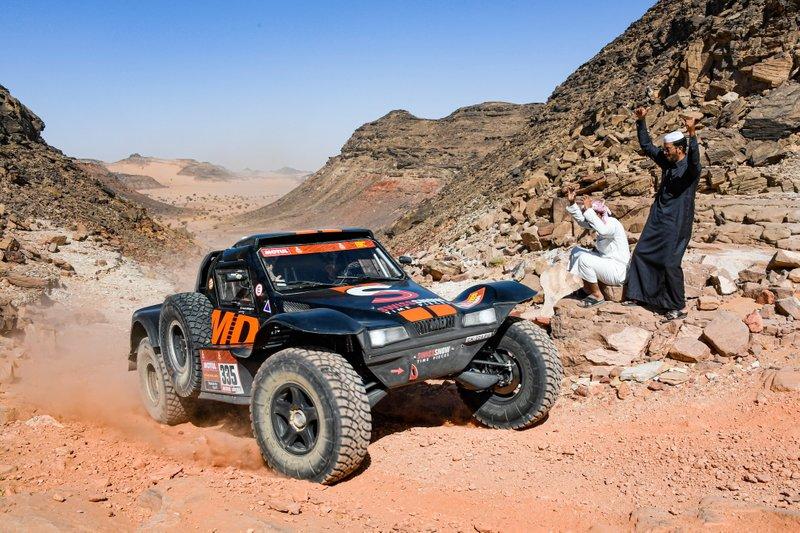 #335 MD Rallye Sport: Jerôme Pelichet, Pascal Larroque