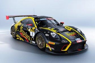 Craig Lowndes, Porsche Team