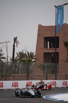 Stoffel Vandoorne, Mercedes Benz EQ, EQ Silver Arrow 01, Daniel Abt, Audi Sport ABT Schaeffler, Audi e-tron FE06