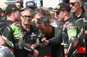 Alex Lowes, Kawasaki Racing Team, Jonathan Rea, Kawasaki Racing Team