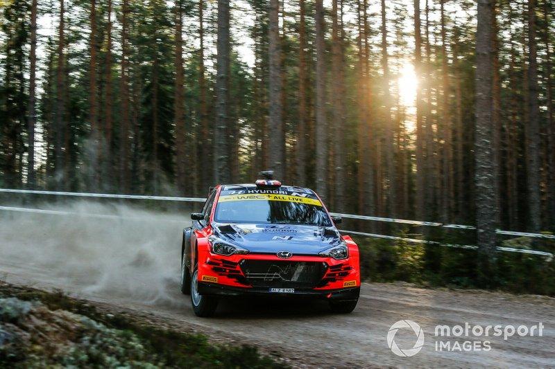 Ole Christian Veiby, Jonas Andersson, Hyundai Motorsport Hyundai i20 R5