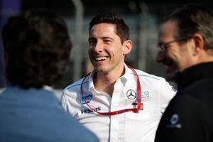 Ian James, director del equipo, Mercedes-Benz EQ