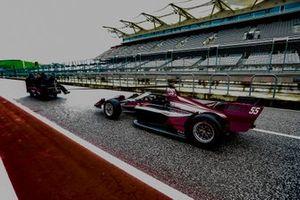 Алекс Палоу, Dale Coyne Racing и Team Goh Honda