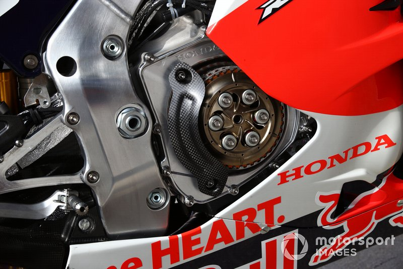 Мотоцикл Honda RC213V Марка Маркеса, Repsol Honda Team