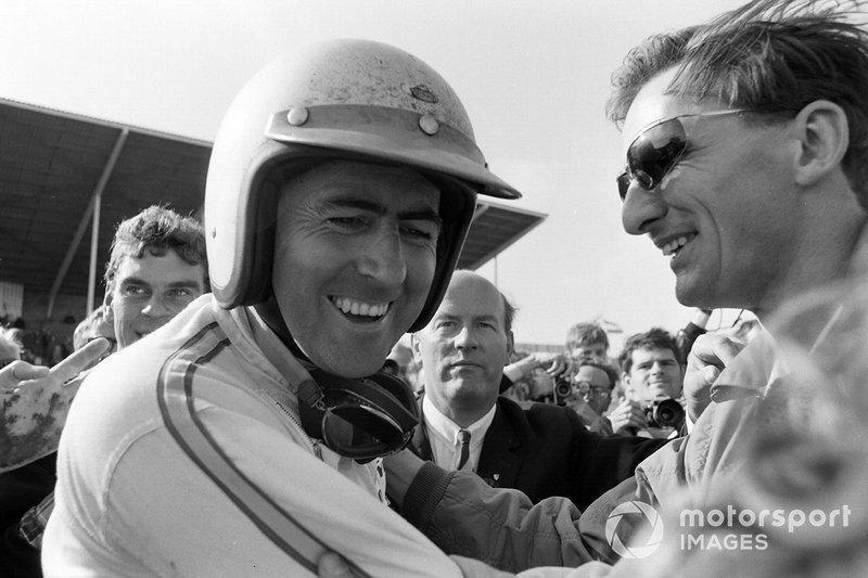 Zandvoort 1966: Winnaar Jack Brabham