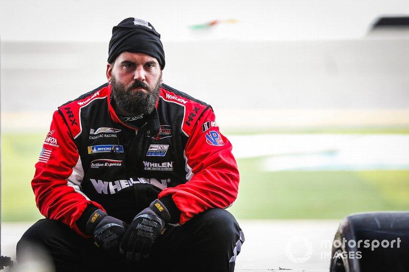 Membro del team Whelen Engineering Racing