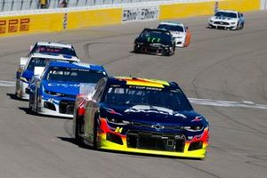 William Byron, Hendrick Motorsports, Chevrolet Camaro Axalta, Kyle Larson, Chip Ganassi Racing, Chevrolet Camaro Credit One Bank