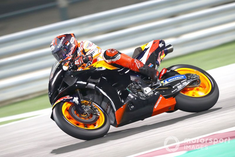 Marc Márquez: O hexacampeão mundial da MotoGP sofreu uma cirurgia no ombro direito em novembro, a segunda em um dos membros superiores em dois anos, já que no ano passado ele teve que se recuperar de um procedimento no ombro esquerdo.