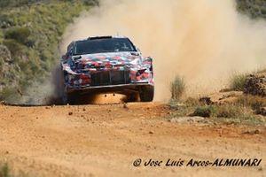 Juho Hanninen, Toyota Yaris WRC 2021