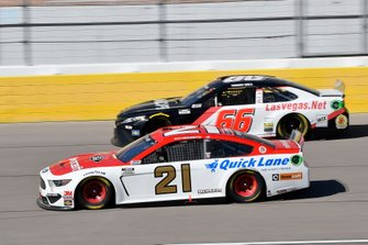 Matt DiBenedetto, Wood Brothers Racing, Ford Mustang Motorcraft/Quick Lane, Timmy Hill, Motorsports Business Management, Toyota Camry