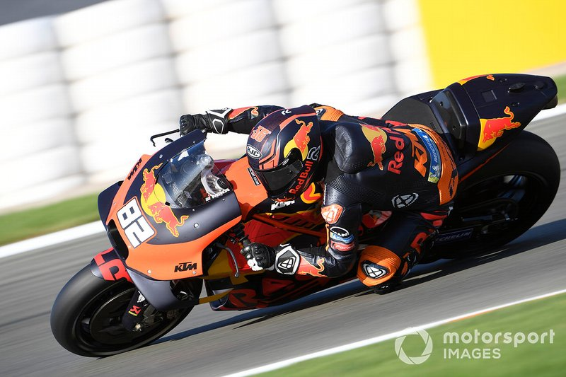 17 - Mika Kallio, Red Bull KTM Factory Racing