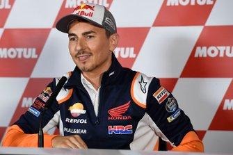 Jorge Lorenzo, Repsol Honda Team, annonce son retrait de la compétition
