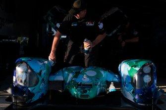 #43 Robillard Racing Norma M30: Steven McAleer