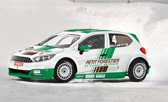 Olivier Panis, Louis Rosset, Andros Sport 01