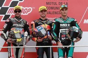 Thomas Luthi, Intact GP, Brad Binder, KTM Ajo, Jorge Navarro, Speed Up Racing