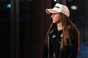 Karen Gaillard, lauréate du Young Driver Challenge 2019