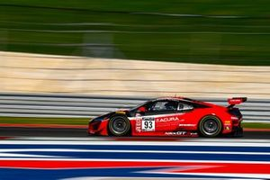 #93 GT3 Pro-Am, Racers Edge Motorsports, Shelby Blackstock, Trent Hindman, Acura NSX GT3