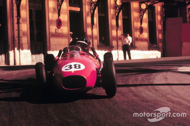 GP de Monaco - Mike Hawthorn, Ferrari Dino 246