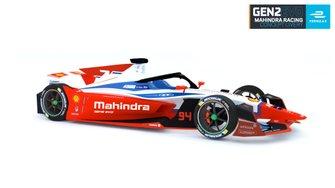 Mahindra Racing Gen2 EVO