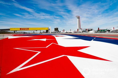 F1 United States GP Live Commentary and Updates - FP3 and qualifying
