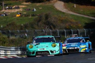 #4 Falken Motorsports Porsche 911 GT3 R: Sven Müller, Patrick Pilet