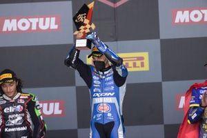 Podio: Jules Cluzel, GMT94 Yamaha