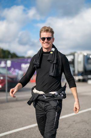 Nico Hülkenberg, Arrow McLaren SP