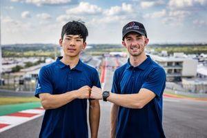 Ayumu Sasaki and John McPhee, Max Racing Team