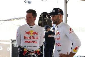 Garth Tander and Shane van Gisbergen, Triple Eight Race Engineering