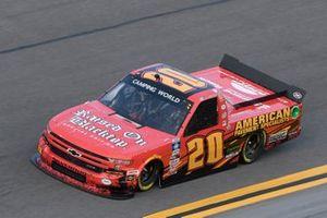 Spencer Boyd, Young's Motorsports, Chevrolet Silverado American PVMT/Raised On BlkTop